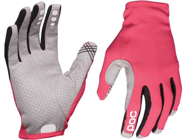 POC Resistance Enduro fietshandschoenen grijs/roze